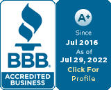 Kelly Roofing is a BBB Accredited Roofer in Naples, FL