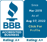 All Tech Water Systems, LLC is a BBB Accredited Sprinkler Company in Spring Hill, FL