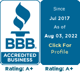Avid Movers is a BBB Accredited Mover in Bradenton, FL